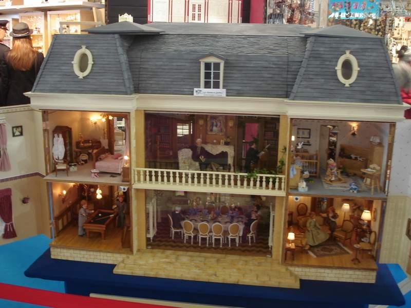 Cmb nos sorties mars 2008 salon de la maquette au bourget - Salon de la caravane au bourget ...